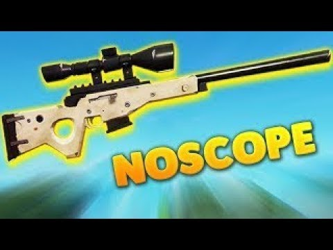 Sick jump noscope Fortnite