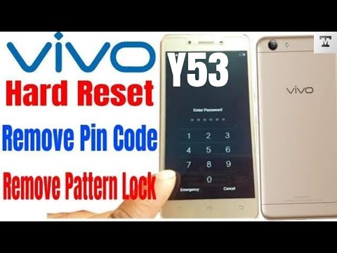 How To Flash ViVo Y53 Hard Reset/Remove Pattern Lock/Pin Code 100% Tested