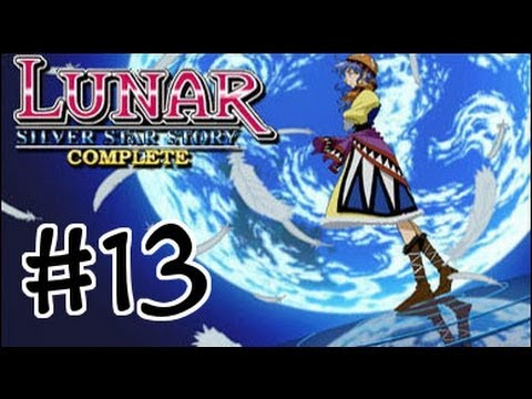 Let's Play Lunar: Silver Star Story Complete Part 13 - Lann Island