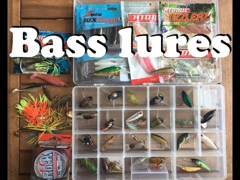 The best lures for Australian Bass