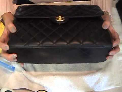 How to Clean & Maintain your CHANEL Bag, Part 1 of 2