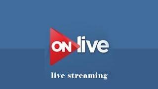 On Live - البث الحي لقناة أون لايف