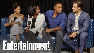 Grey S Anatomy Cast Members On The Midseason Finale Popfest Entertain