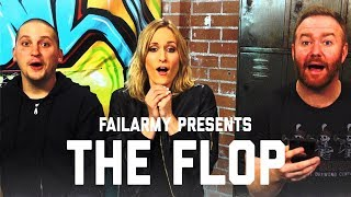 Failarmy Presents: The Flop - Craziest Injuries | Failarmy