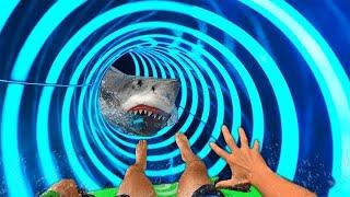 my girlfriend died on this water slide..
