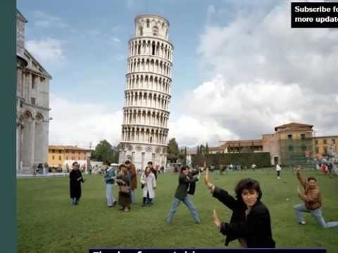 Leaning Tower Of Pisa, Pisa |Pictures Of Most Beautiful & One Of The World Best Location To Visit