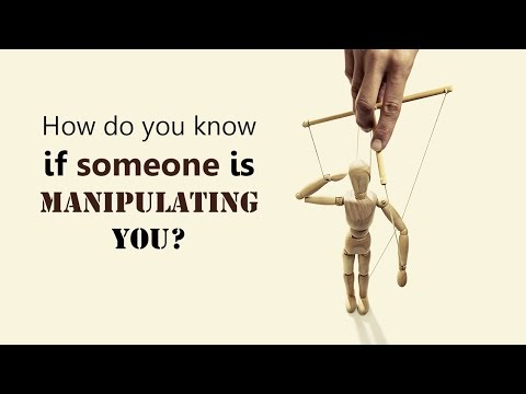 How do you know if someone is manipulating you? | spiritual awakening | enlightenment