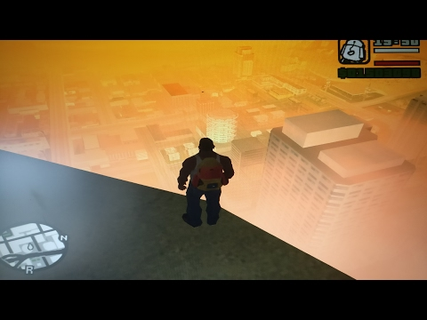 Parachute Jumping from the tallest and largest Building in GTA | Must watch | android organisation..
