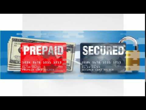 Secured Credit Cards : Rebuild and Build Credit
