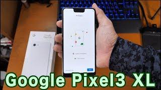 【スマホ】Google Pixel3を発売日前にレビュー!開封から初期感想のお話しますね!Googleレンズ凄いよ!