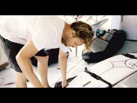 PACKING A COFFIN SURFBOARD BAG, WITH DANE REYNOLDS