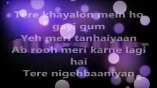 Jeena Marna (Do Lafzon Ki Kahani) - Full Song Lyrical video - Altamash Faridi