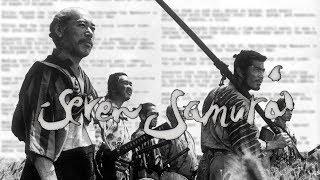 Seven Samurai - A Lesson In Storytelling