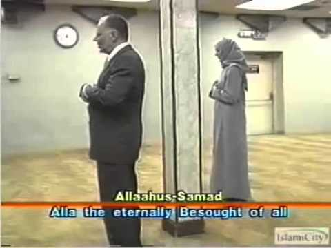 Tutorial How to Pray or Perform Salat al FAJR