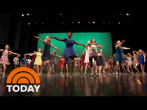 Broadway Workshop Gives Kids A Boost On Their Way To Center Stage | TODAY