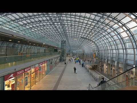Turin PortaSusa Station
