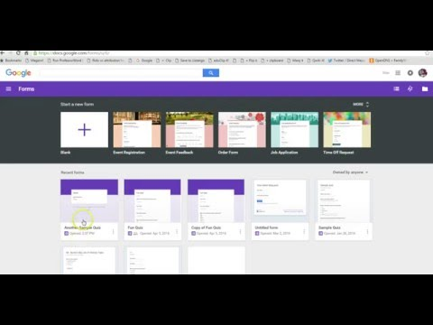 How to Change Access Settings in the New Version of Google Forms