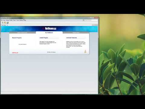 Installing Netbeans and Android SDK