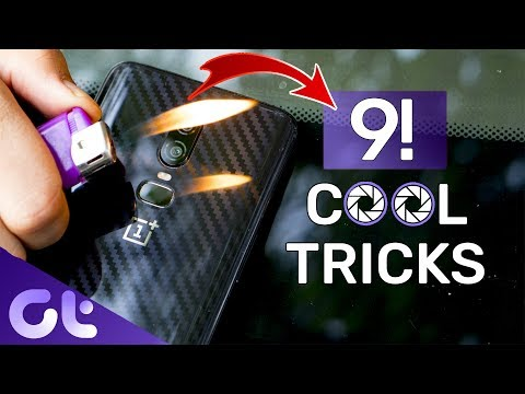 Top 9 OnePlus 6 Camera Tricks: Unleash the Camera