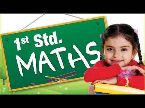 Mathematics For Class 1 | Learn Maths For Kids | Maths Made Easy | Math's For Class 1