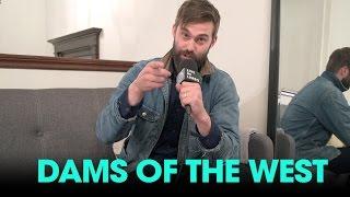 Chris Tomson of Dams of the West talks life between Vamprie Weekend