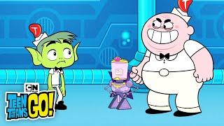 Teen Titans Go! | No-Fu | Cartoon Network