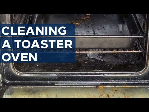 How to Clean a Toaster Oven - Get appliance insights on top brands like Samsung and LG - Youtube