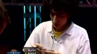 Yokohama Masters 2003 Final - Bob Maher vs Gabriel Nassif