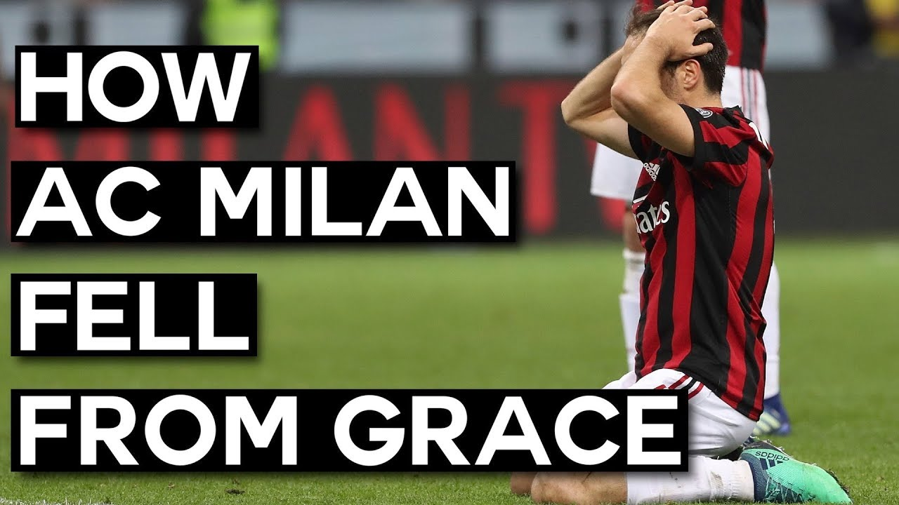 8 Managers & 3 Owners in the Last 5 Years: What's Happened to AC Milan?