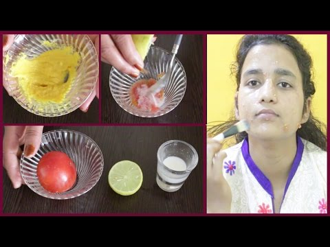 तैलीय त्वचा - Homemade Cleansers For Oily Skin - How to get rid of oily skin permanently, 100% Work
