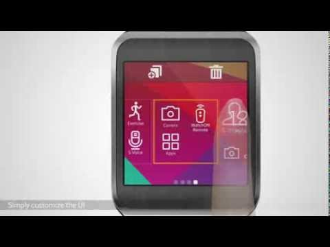 Samsung Gear 2 ,Samsung Gear Fit First Look . Commercial !