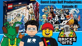 Download LEGO Spider-Man: Far From Home, Disney Minifigures Series 2! - Bricks & Bits #41 Video