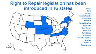 Stand Up For Your Right to Repair!!!