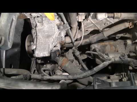 P11/19 How to replace Engine Step by Step Toyota Corolla Years 2007 to 2018 Part 11 of 19