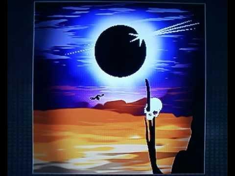 Black Ops 2 - Desert Solar Eclipse Emblem/uzi