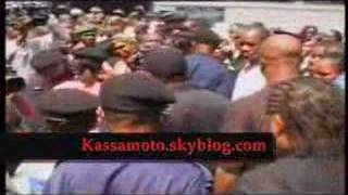ALL Congo*Stars' Arrival @ Madilu's Funeral pt.1