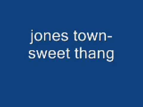 jones town-sweet thang-sweet thang/thing-speed garage/bassline