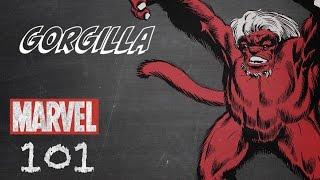 Gorgilla – Marvel 101 – Monsters Unleashed