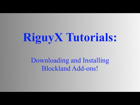 Blockland Tutorial: Downloading and Installing Add-ons!