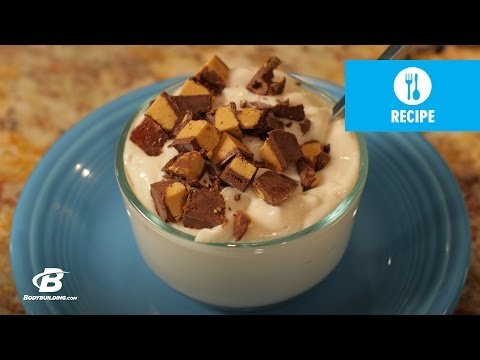 Protein Peanut Butter Fluff | Healthy Recipes