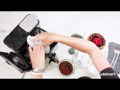 Coffee Center™ 12 Cup Coffeemaker and Single Serve Brewer Demo (SS-15)