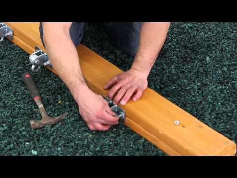 Easy Ductile Swing Hangers Installation
