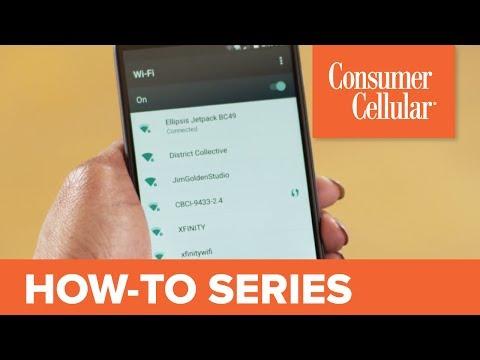 ZTE Avid 916: Managing Wi-Fi (10 of 11) | Consumer Cellular