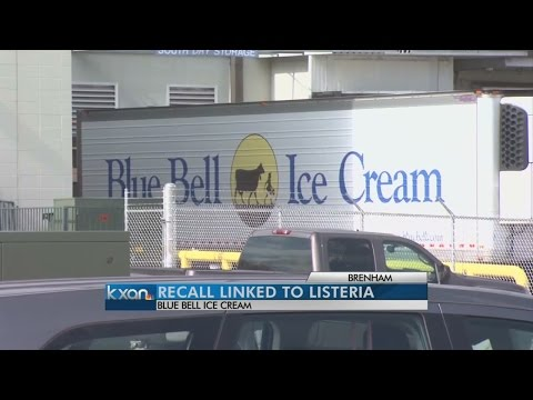 Blue Bell products pulled after being linked to deaths