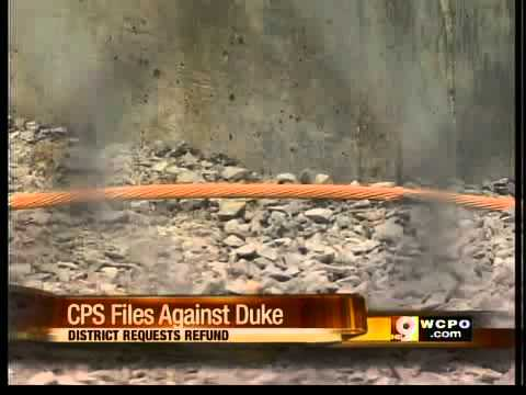 CPS files complaint against Duke Energy.