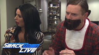 "Miz and Maryse present ""lost"" footage of Total Bellas Part-3: SmackDown LIVE, March 28, 2017"