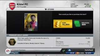 Fifa 13 |  Toty Pack Opening!