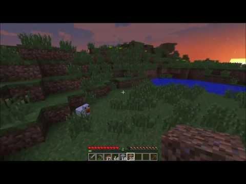 Splash Plays Minecraft Ep.1 Balls!!!