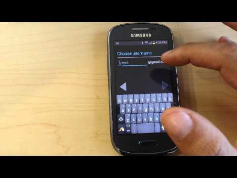 how to create gmail account from your phone