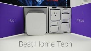 BEST Home Tech 2016 - Samsung SmartThings